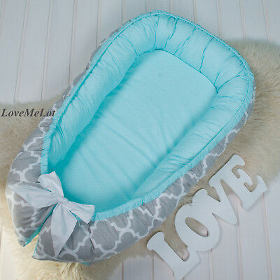Removable cover, Baby Nest, baby pod, babynest, baby nest bed, co sleeper, cot