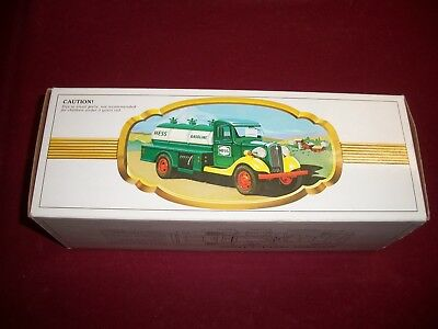1982/83 THE FIRST HESS TRUCK. MINT in a MINT BOX.