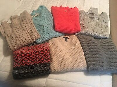 Aeropostale -Gap-Old Navy Sweaters Size XS