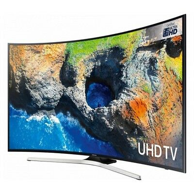 "S0408740 Smart Tv Samsung Ue55Mu6205 55"" Ultra Hd 4K Led Usb X 2 Hdr Wifi Curvo"