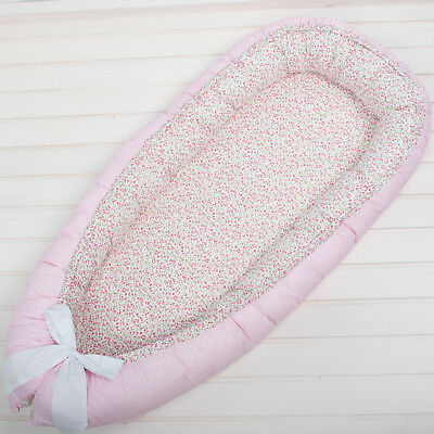 Any size Removable cover baby nest, Baby Nest, baby pod, babynest, baby nest bed