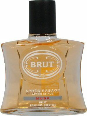 Brut Musk by Faberge Aftershave 100ml