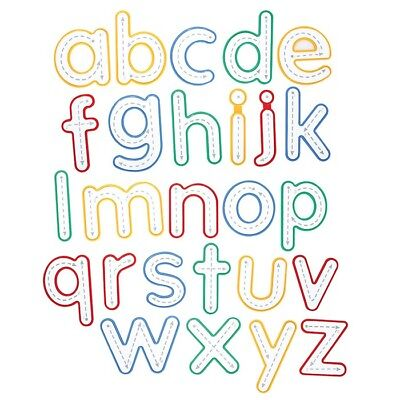 Write & Wipe Letters Lowercase 26 Pieces Writing Teacher Resource Fine Motor Kid
