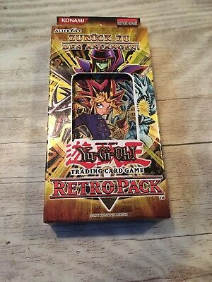 Yugioh Retro Pack 1 Special Edition Sealed (Deutsch)