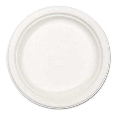 "Chinet Classic 8 3/4"" Paper Dinnerware Plate, White, Pack of 125"