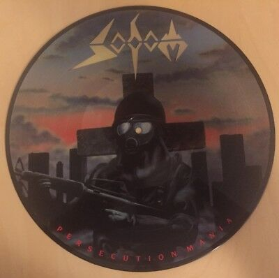 Sodom - Persecution Mana - Picture Vinyl LP