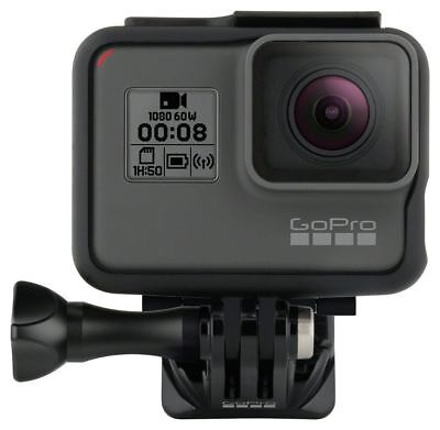 GoPro HERO 5 Black 4K Action Video Camera TouchScreen Display CHDHX-501 Hero5