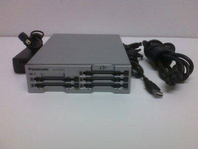 Panasonic AJ-PCD20P 5-Slot USB / Firewire P2 Card Reader