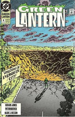 Green Lantern #4, 5 (DC Comics, 1990) VF/ Near Mint