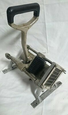"""Nemco French Fry Potato Cutter 1/4"""" Easy Fry Kutter 55450 Made in USA"""