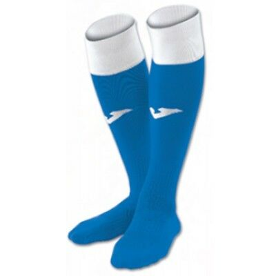 Joma Football Socks size adult uk for football or rugby baby blue