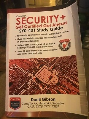 Comptia security get certified get ahead paperback or softback comptia security sy0 401 study guide get certified get ahead by darril gibson fandeluxe Choice Image