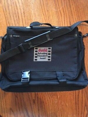 Coca Cola Refreshing Film Makers Very Rare and Collectible Messenger Bag