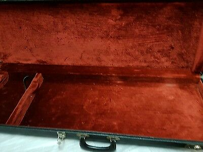 1978 FENDER MUSTANG / DUO SONIC / MUSICMASTER CASE - made in USA