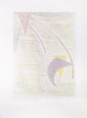 Tom Holland: Kuo, 1973. Large, Signed, Numbered, Fine Art Print.