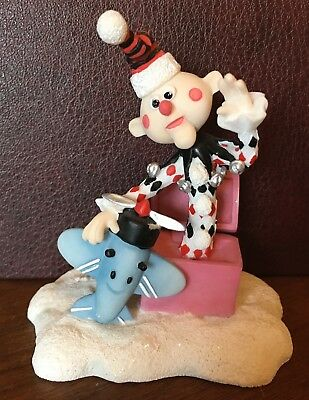 Rudolph and the Island of Misfit Toys Charlie in a Box/Plane Figurine