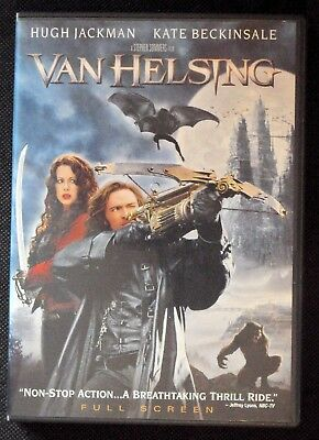Van Helsing (Full Screen Edition) DVD-like new-item 25861 with special features