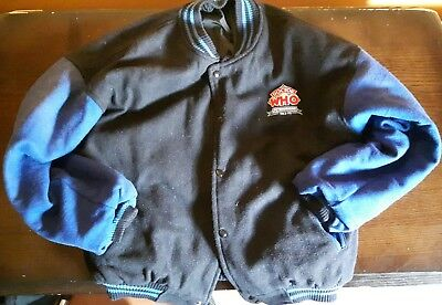 Doctor Who 30th Anniversary baseball jacket XL