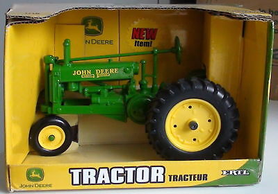 John Deere General Purpose Narrow Front Tractor Scale 1/16 Diecast Ertl