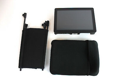"SmallHD AC7 7"" LCD On-Camera Field Monitor w/Canon LP-6 Battery Plate Small HD"