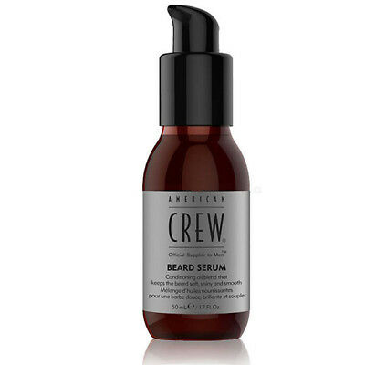American Crew - Olio per Barba Beard Serum 50 ml