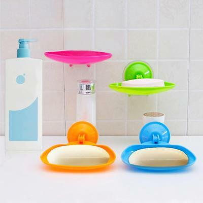 Creative Strong Super Vacuum Suction Soap Box Soap Holder Toilet Soap Dishes