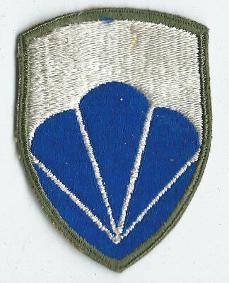 WWII Army 6th Airborne Ghost Phantom Division  Patch