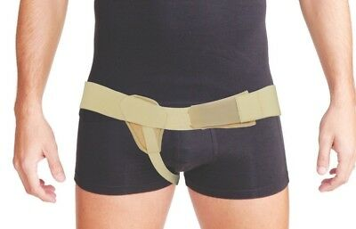 Professional Single Sided Hernia Inguinal Belt Truss Pain Support NHS