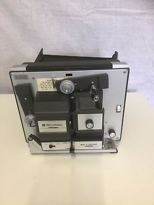 Bell Howell 8 And Super 8 Projector