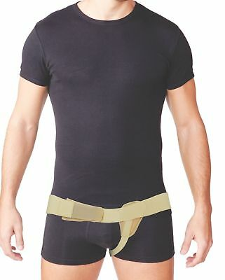 Professional Single Sided Hernia Inguinal Belt Truss Pain Support