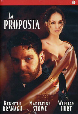 The Proposition NEW PAL Cult DVD L. Linka Glatter William Hurt Kenneth Branagh