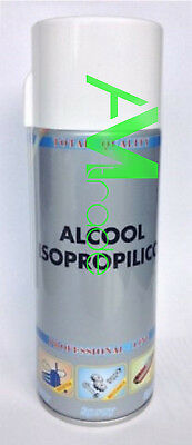 Spray Alcool Isopropilico 400 Ml Rimuovi Colla Vetri Samsung Iphone Debond