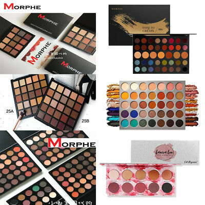 NEW Morphe Eye Shadow Palette Collection 35O2 39A Dare To Create  CAT'S PAJAMAS