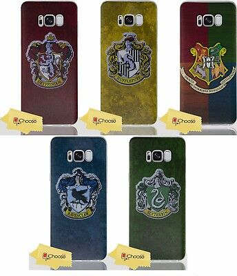 Harry Potter Case/Cover Samsung Galaxy S6 Edge / Screen Protector / Silicone Gel