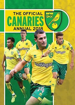 Official Norwich City FC Annual 2018 - Norwich Annual 2018 - Canaries - NCFC