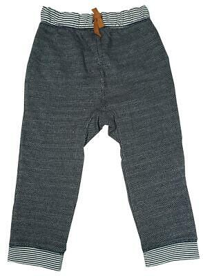 Boys Trousers Stripe Trim Jogging Pant Baby Bottoms Toddler Newborn to 2 Years