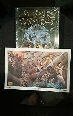 Coffret Comics Star Wars - 01 - EDITION COLLECTOR 11 Couvertures- Panini Comics