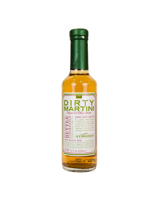 Stirrings Dirty Martini Olive Brine 355ml