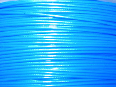 19/0.15 22AWG silver plated copper PTFE Teflon 300V 5m various colours available