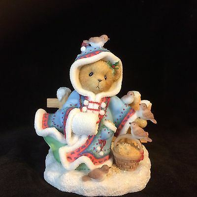 Cherished Teddies Irmgard #706728 - Your Smile Can Melt Any Heart