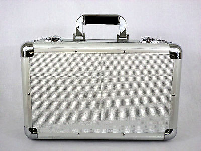 Aluminum Carrying Case #345 with Adjustable/Removable Compartments