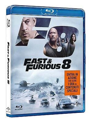 blu ray fast and furious 8 eur 13 00 picclick fr. Black Bedroom Furniture Sets. Home Design Ideas