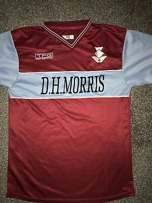 Partick Thistle Away Shirt 2003/04 Small Rare And Vintage