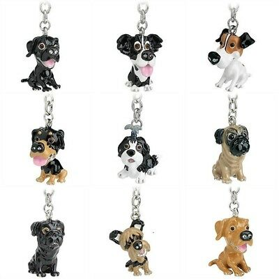 Arora Little Paws Keyring / Bag Charm | Gifts for Dog Lovers / Collectors