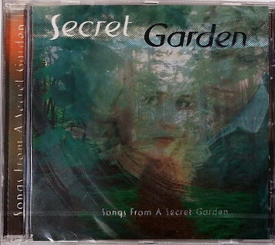 "Secret Garden ""Songs From A Secret Garden"" Entspannungs-CD NEU, original verpack"
