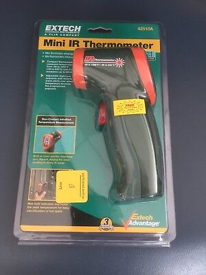 Extech Wide Range Mini IR Thermometer Model # 42510A New