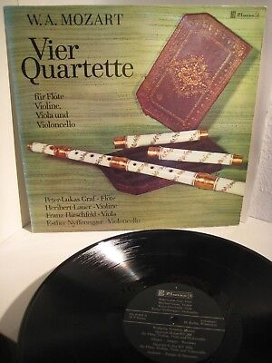 RARE ED1 ESTHER NYFFENEGGER MOZART CLAVES STEREO p 403 m-