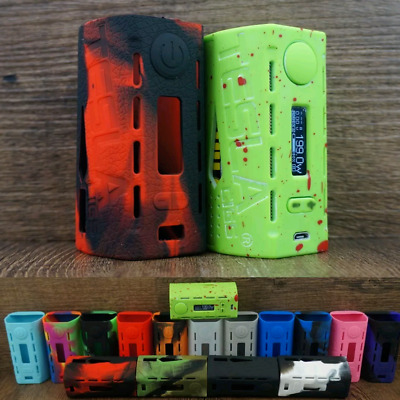Protective Silicone Case For Tesla Wye 200W Tc Mod Cover Sleeve