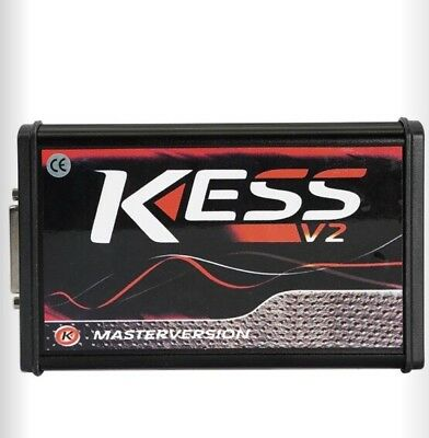 KESS V2 LATEST OBD2 MASTER Tuning Kit Business Opportunity Remap Your Car!