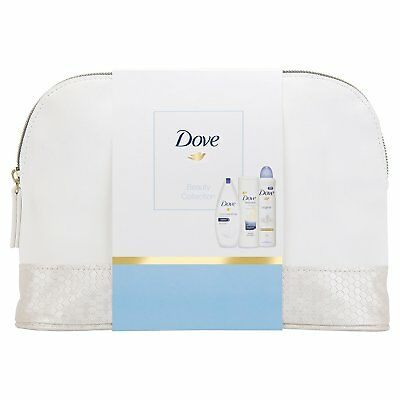 Dove Beauty Collection Washbag Gift Set - PERFECT FOR ALL OCASSION